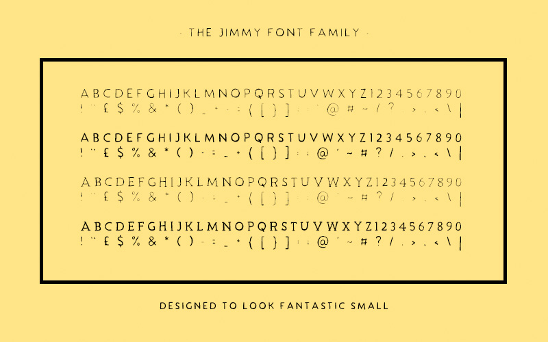 Industry Inc Font Family 14 Fonts